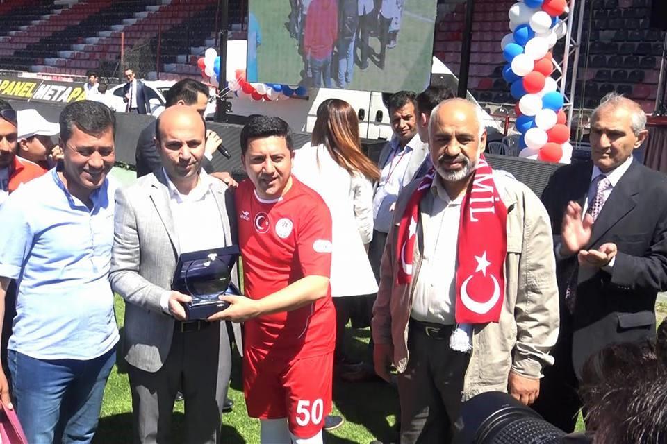 حفل ختام الدوري الرياضي السوري الأول لكرة القدم